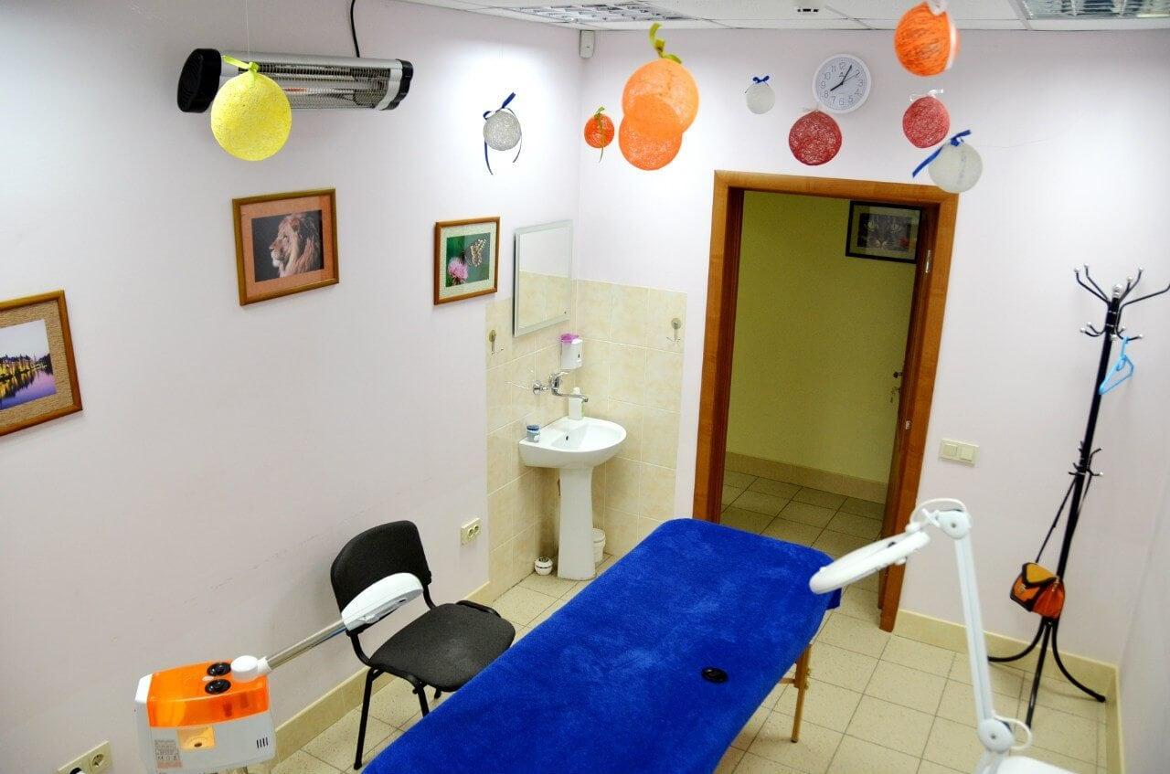 Косметологический кабинет в Запорожье