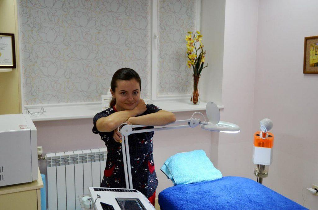 Косметолог в Запорожье